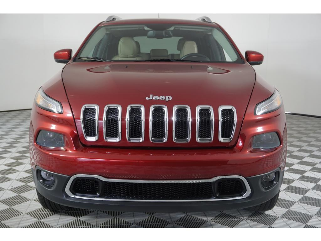 Pre-Owned 2016 Jeep Cherokee Limited AWD