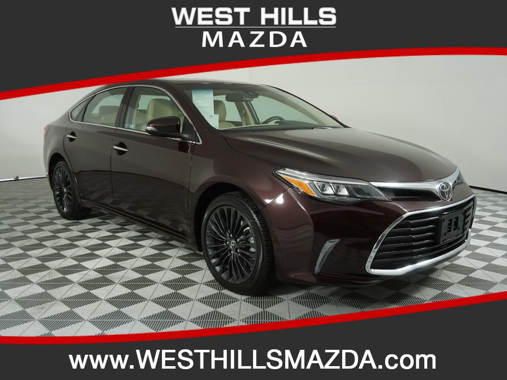 Pre Owned 2017 Toyota Avalon Touring